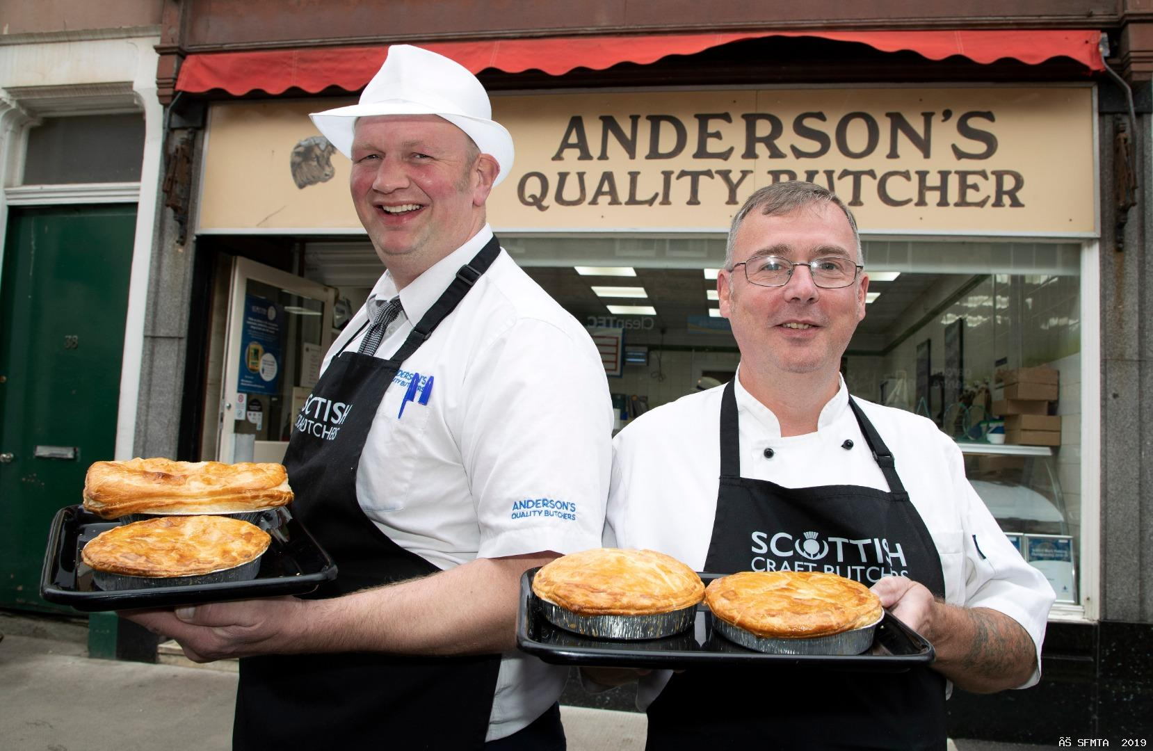 Scottish Craft Butchers | Speciality_Meat_Pie_Evaluation_2019