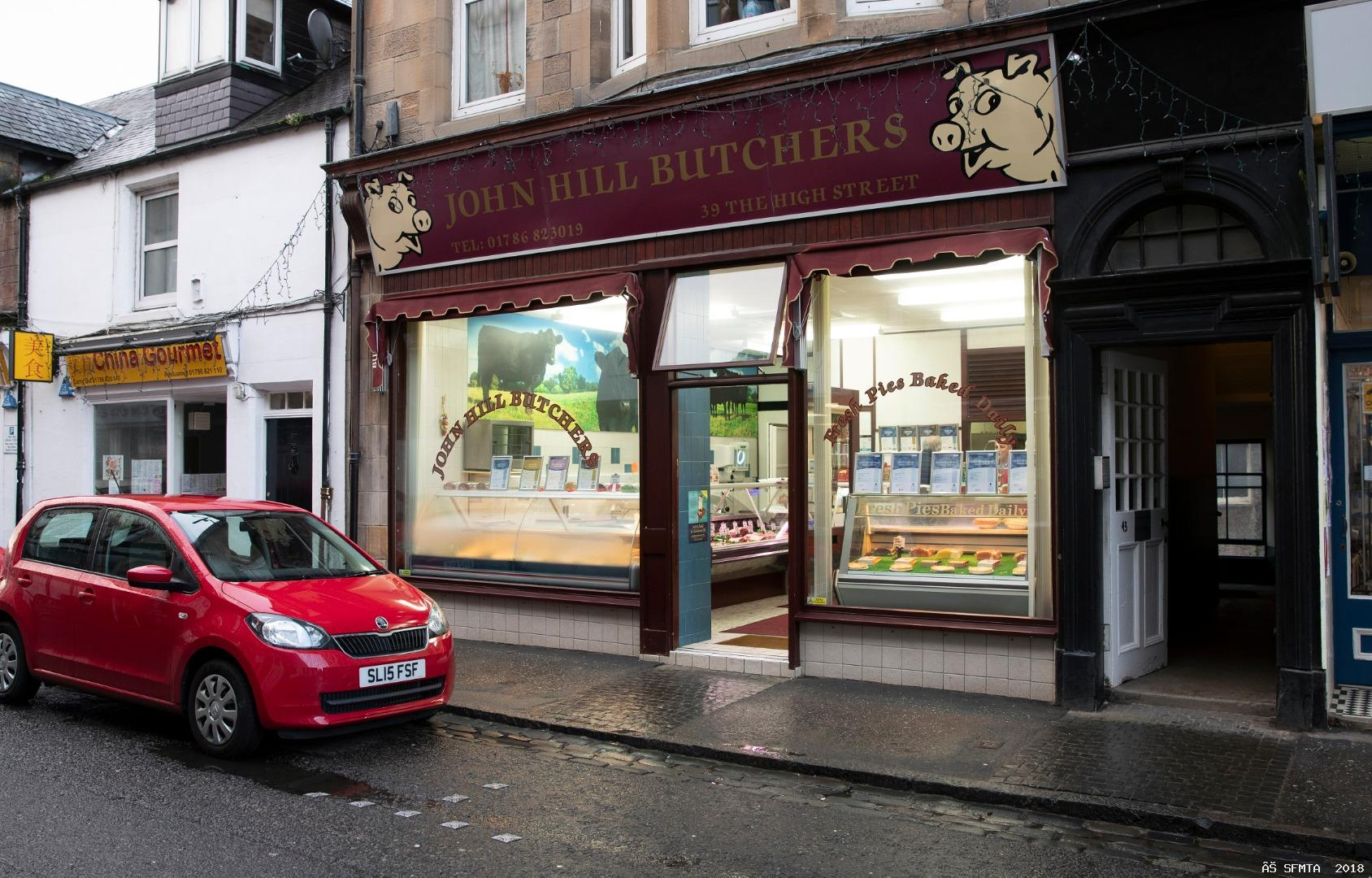 Scottish Craft Butchers, Award Winning Meat Products