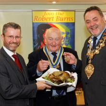Year of The Haggis Launch