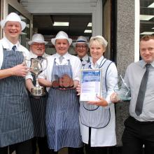 Scottish Black Pudding Champion 2018-2019