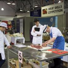 Meat Skills Competitions