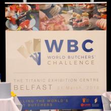 Heat World Butchers Challenge