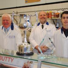2016 Speciality Sausage Champions, David Faulds & Son