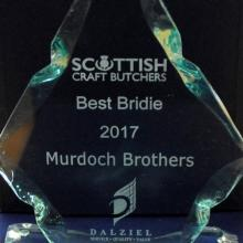 Best Bridie - Murdoch Bros Forres