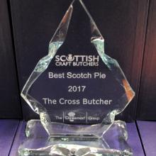 Best Scotch Pie - The Cross Butchers Kilsyth