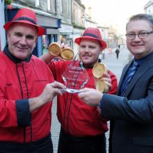 Cross Butchers, Best Scotch Pie 2017