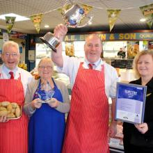 White Pudding Champion 2017