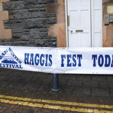 Golden Haggis Awards 2017