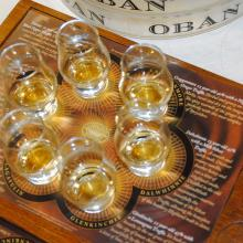 Whisky Festival at Golden Haggis Awards 2017