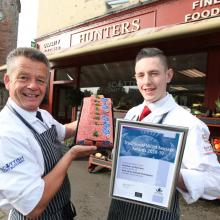 East of Scotland Sliced Sausage Champions 2018-2019