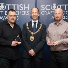 Craft Butcher Training Awards 2016