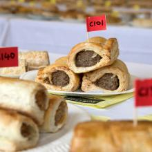 Scottish Craft Butchers Savoury Pastry Awards