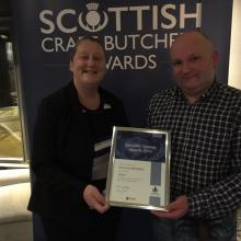 Craft Butcher Awards Stepps October 2016