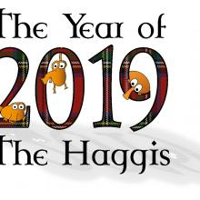 Year of the Haggis 2019