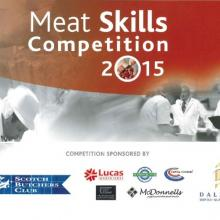 Meat Skills Competition 2015