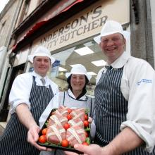 Anderson Quality Butchers, North Berwick